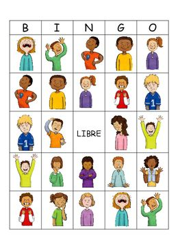 les motions bingo emotions vocabulary in french french classroom games english vocabulary. Black Bedroom Furniture Sets. Home Design Ideas