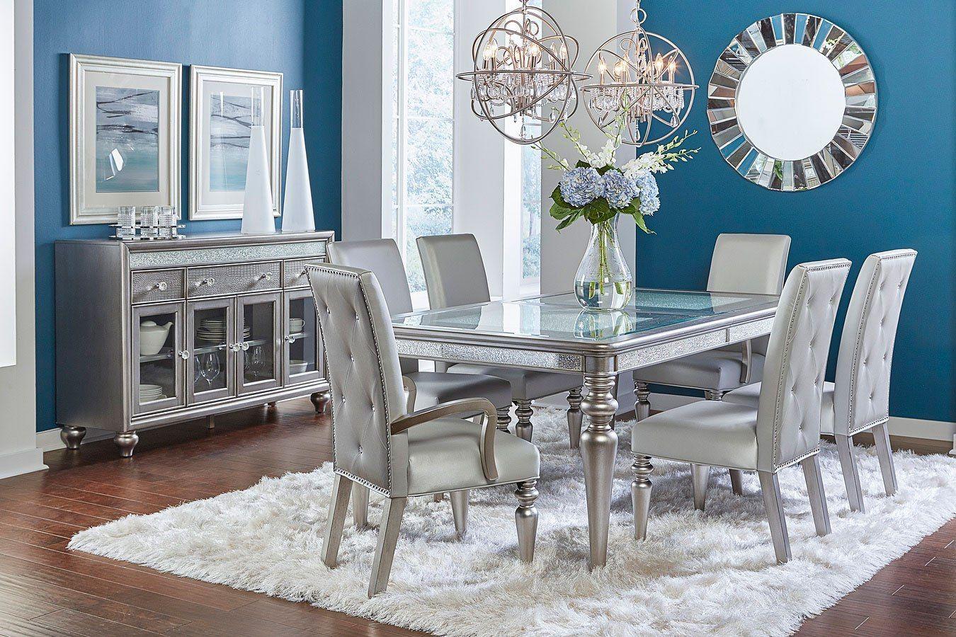 Posh Dining Room Set Luxury Dining Room Dining Room Interiors