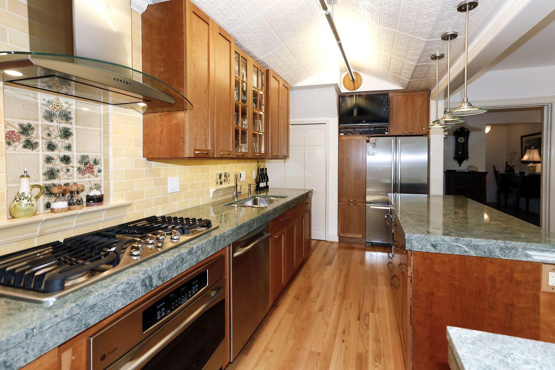 Cathedral Ave. Kitchen | Kitchen, Kitchen cabinets
