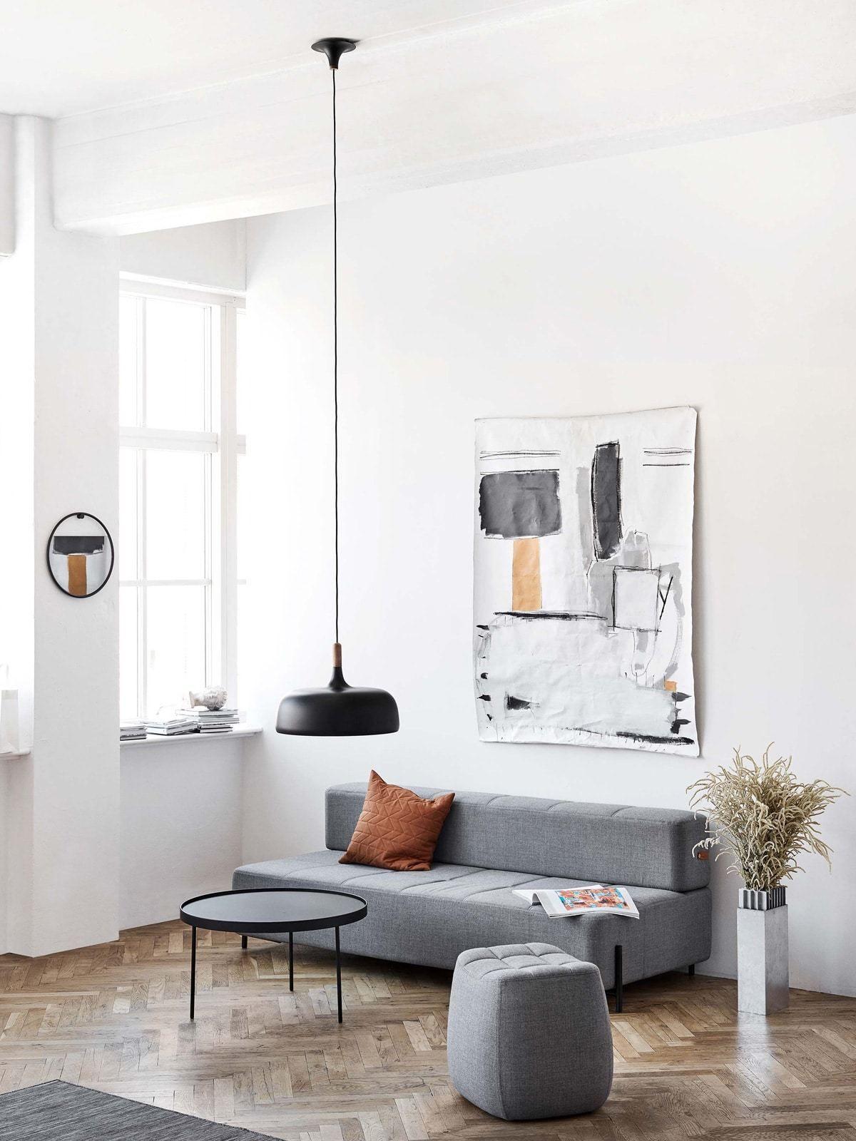 ACORN - DesignOrt.com  Lampen wohnzimmer, Beleuchtung wohnzimmer