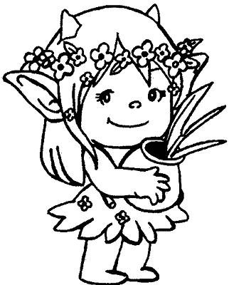 Kobold Malvorlagen 162 Malvorlagen Vorlagen Elfe Elfen Feen Fee Kobold Kobolde Window Herunterladen