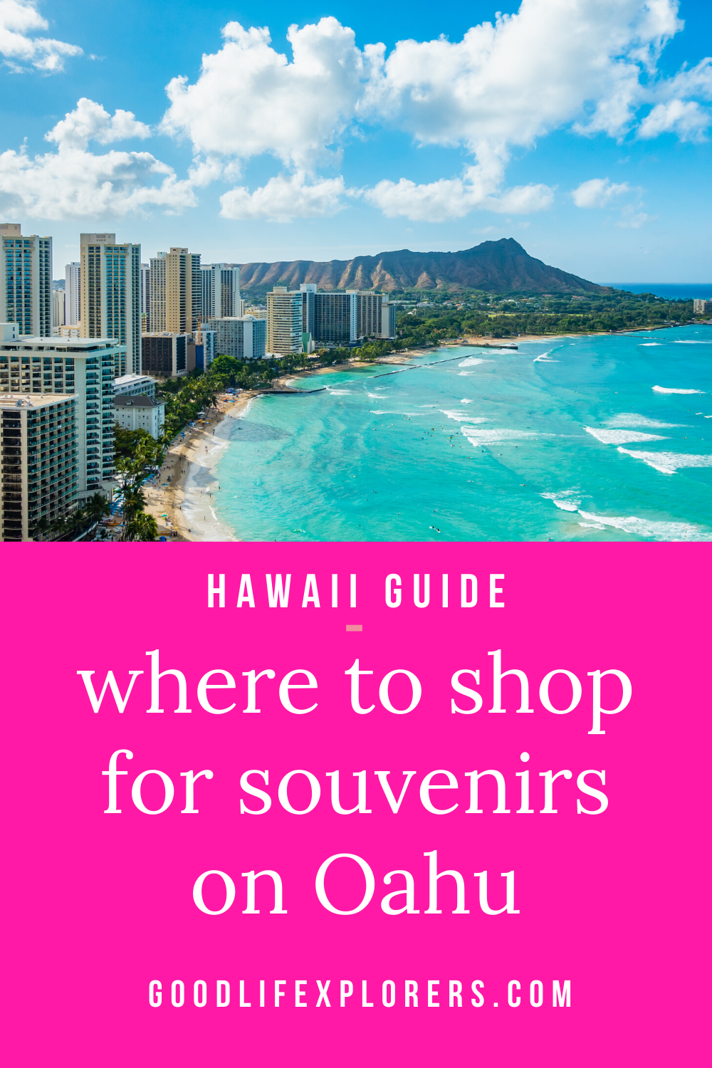 Where to shop for souvenirs in Oahu, Hawaii in 2020