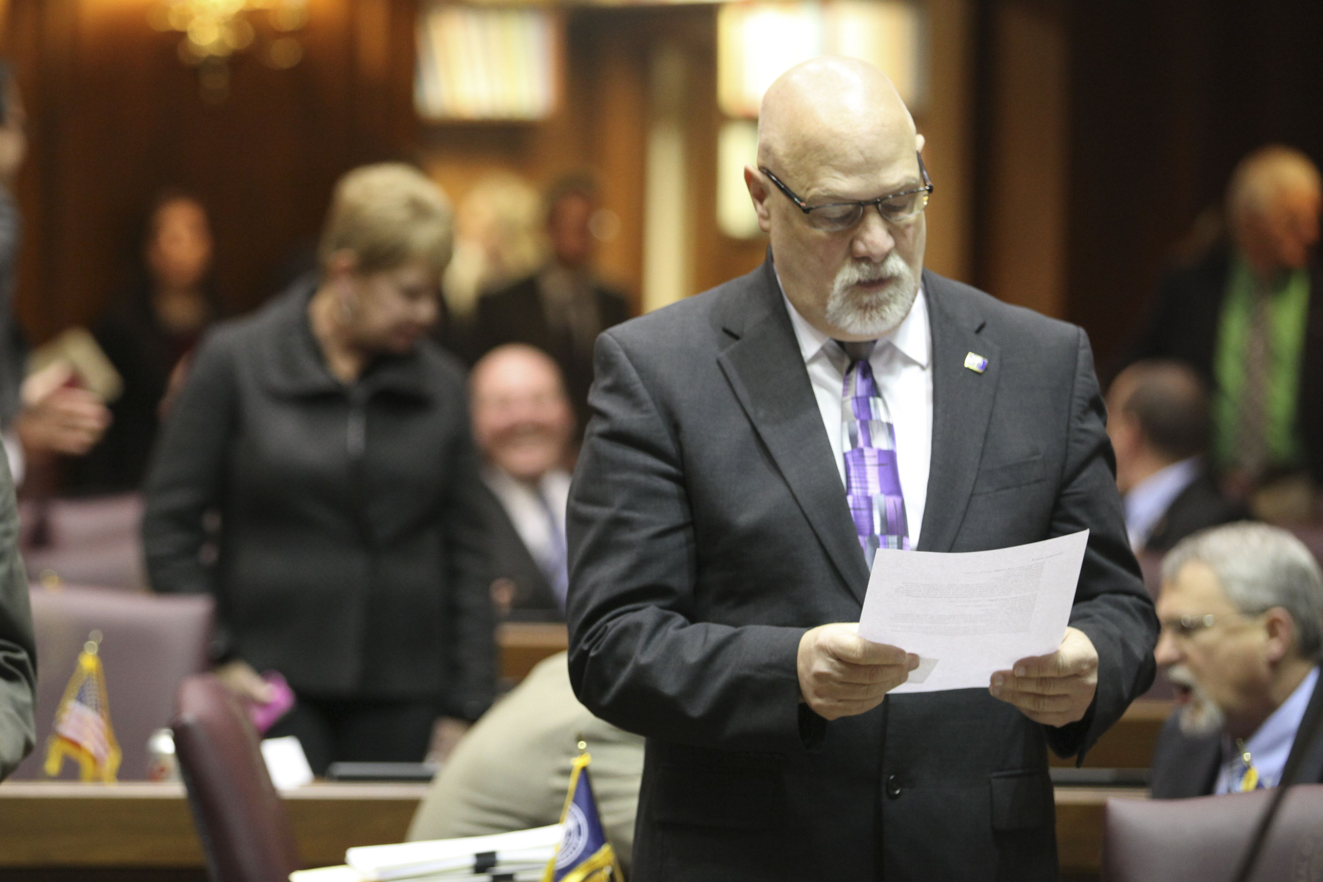 Rep Tim Doc Brown R Crawfordsville Chairs The Ways And Means Committee For The Indiana House Of R House Of Representatives Emergency Room Doctor Doc Brown