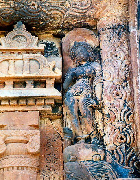 Temple De Vishnou, Deogarh (Uttar Pradesh), Début Du VIe Siècle : La