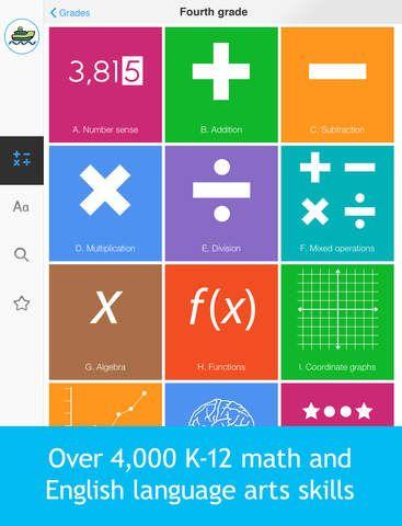 Ixl Math And English Ixl Math Math Apps Math