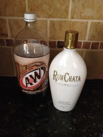 Rum Chata Root Beer Float 3 parts   Rumchata drinks