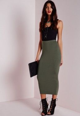Premium Purple Lace Half Lined Midi Skirt | Midi skirts, Khakis ...