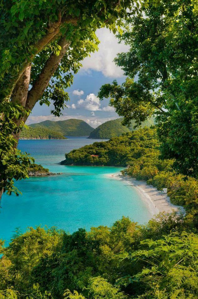 Море, солнце, пляж и отпуск! | Живописные пейзажи ...