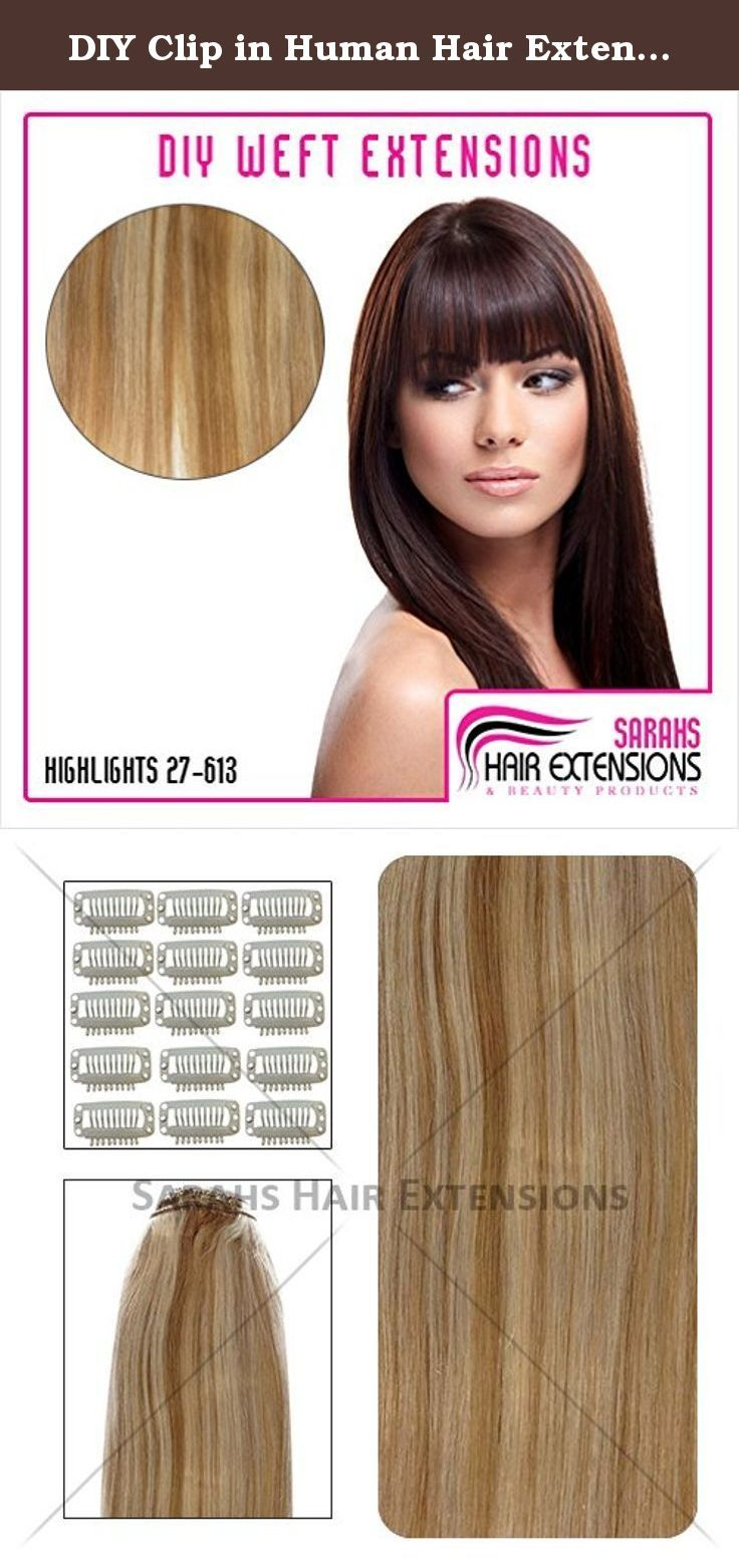 Diy clip in human hair extensions 27613 mixed blonde hair weft diy clip in human hair extensions 27613 mixed blonde hair weft and pmusecretfo Choice Image