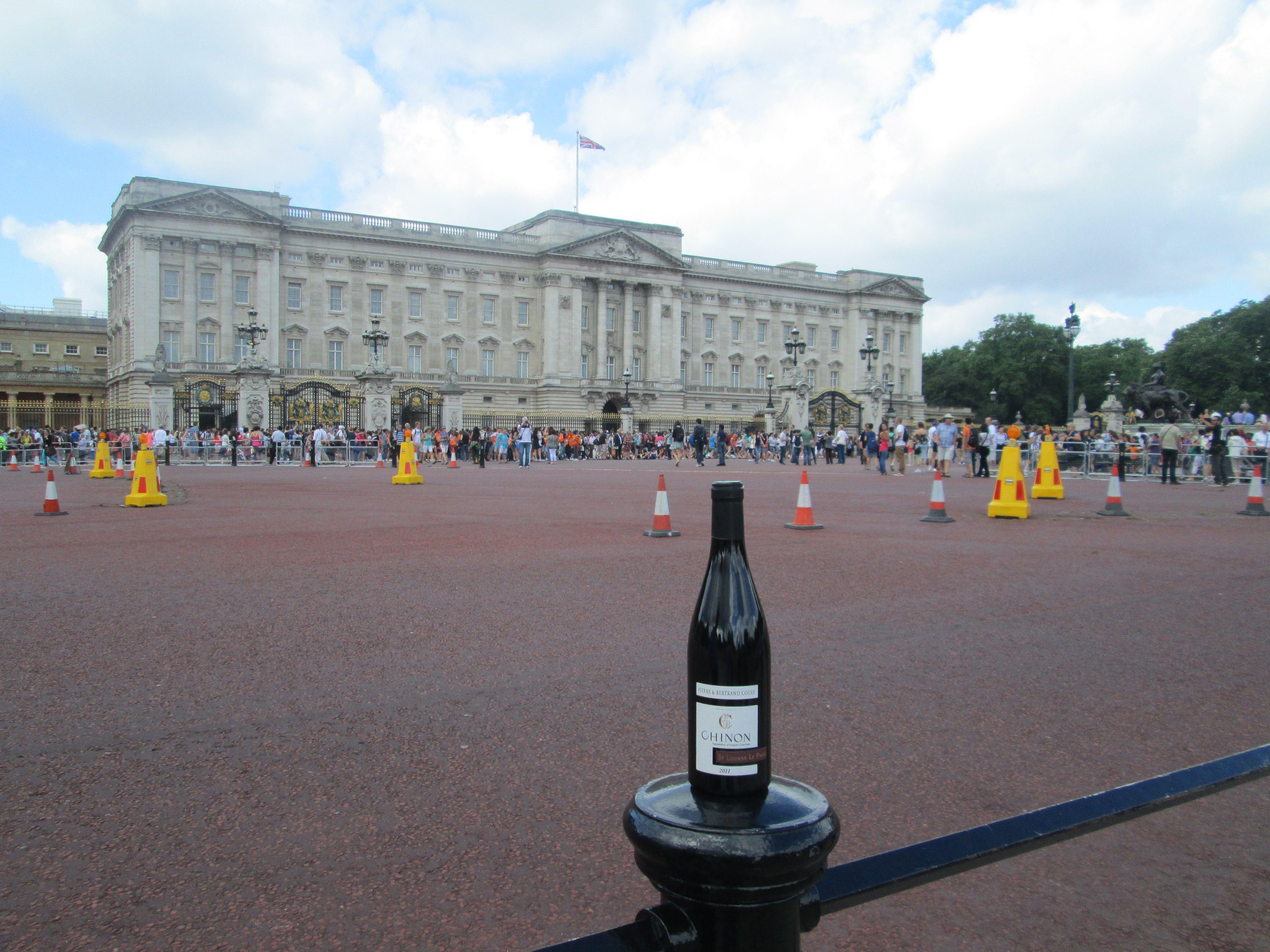 Buckingham Palace    Gilles 2013