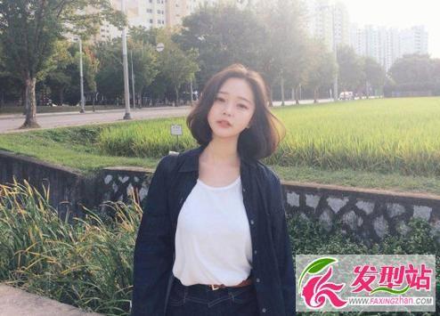 25款韓國最IN短髮 2017短髮流行髮型女大全 - 壹讀