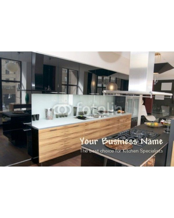Kitchen Designers Business Card Kitchen Design Kitchen Fitters