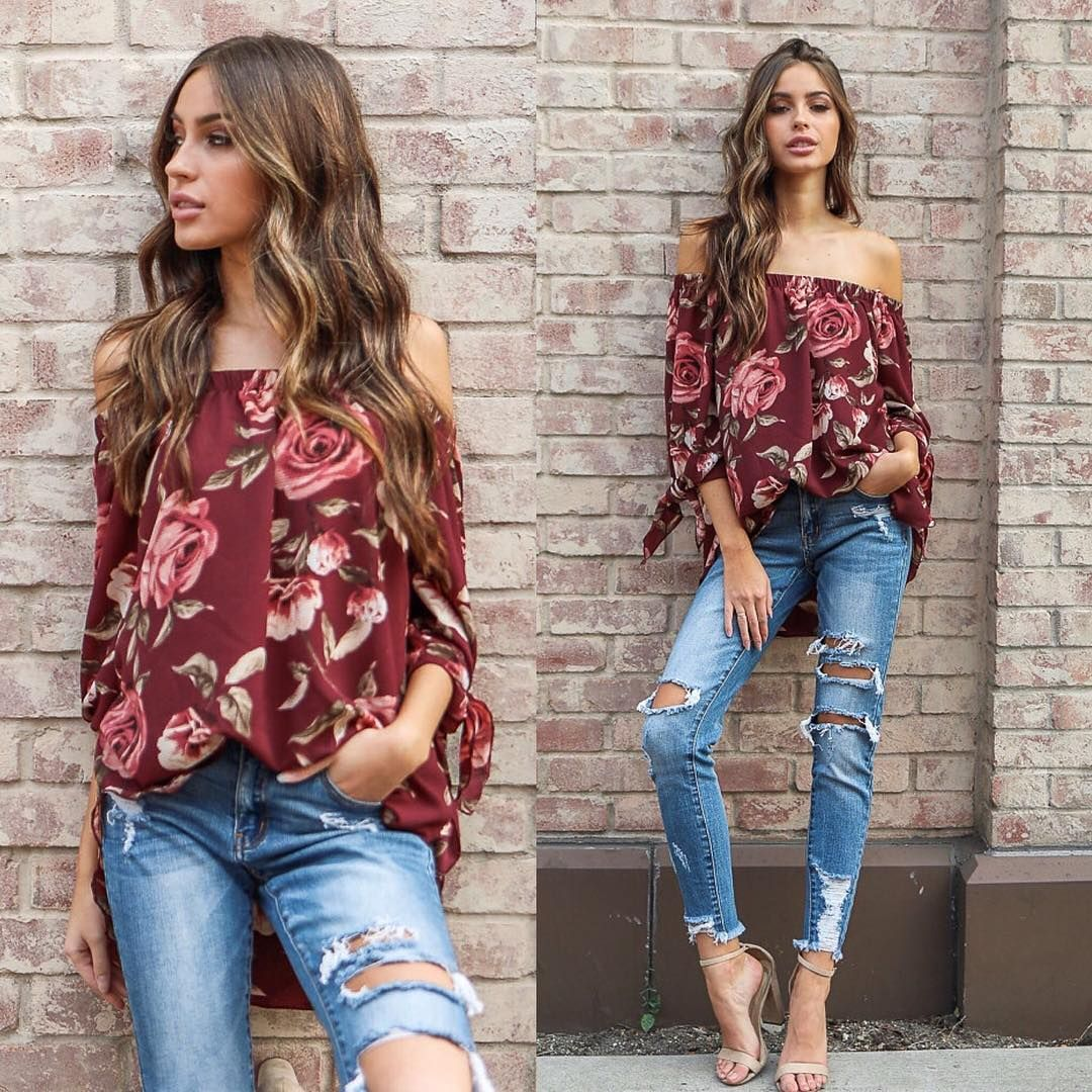 Big flannel outfits   Great Fall Outfits For Amazing Women  Jeans heels