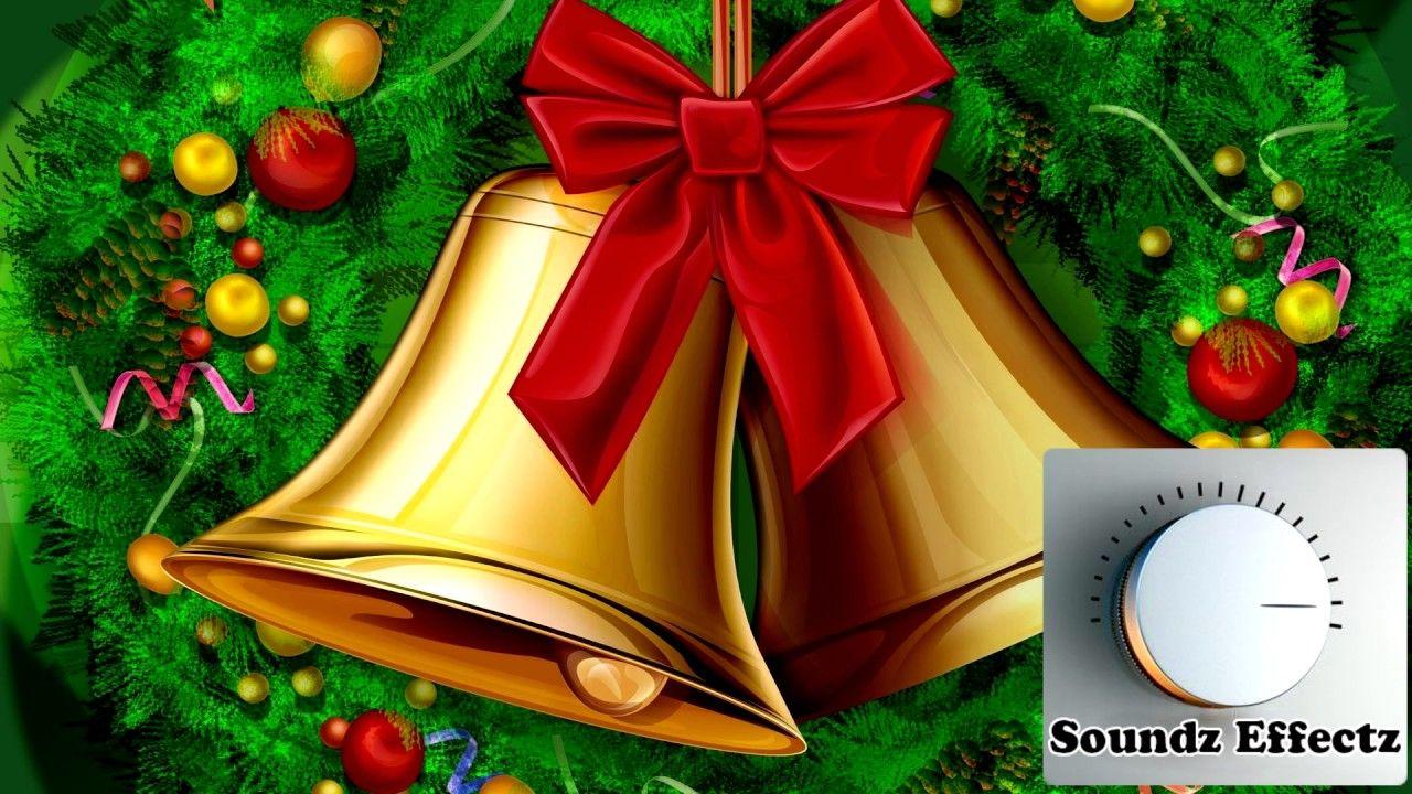 Звук новогоднего колокольчика скачать бесплатно