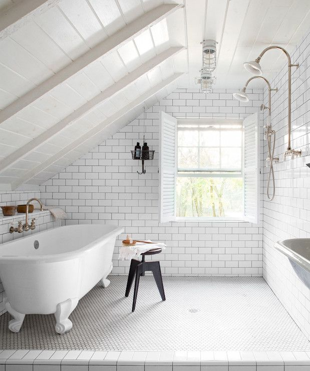 48 Magnificent Attic Bathroom Design Ideas For Your Private Haven Interesting Attic Bathroom Designs Plans