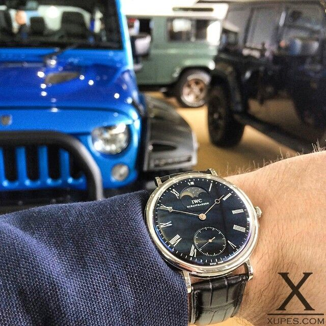 #Watches and #cars, nothing can beat it | xupes.com