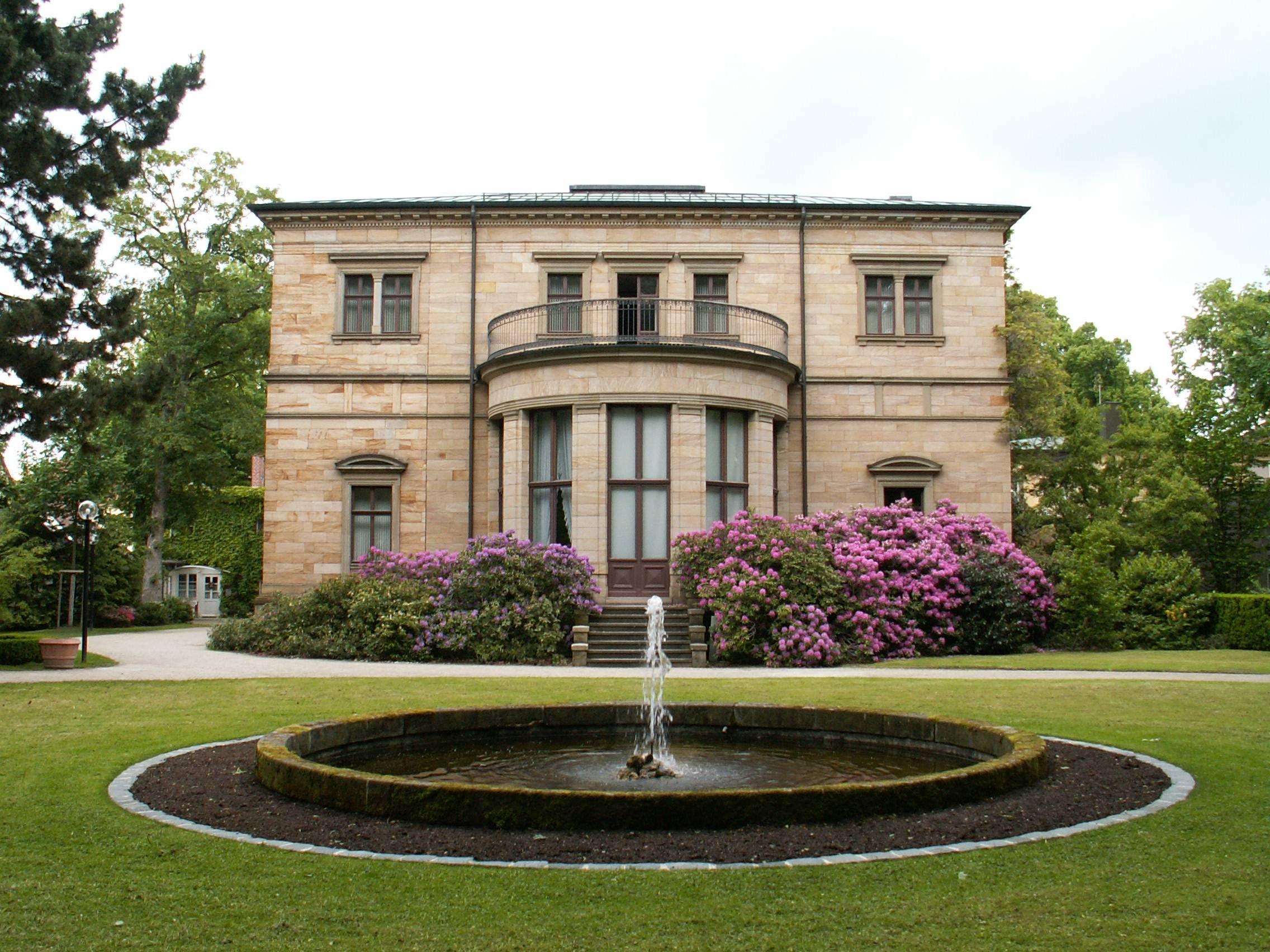 Wahnfried, Richard Wagners villa in Bayreuth Bayreuth
