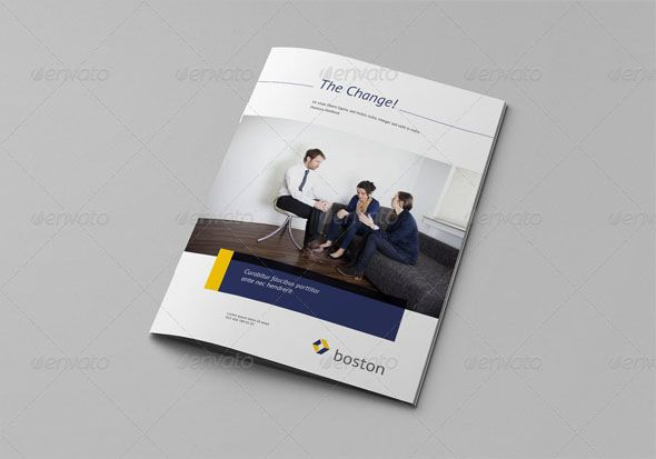 100 Free Premium Business Brochure Psd Designs Business