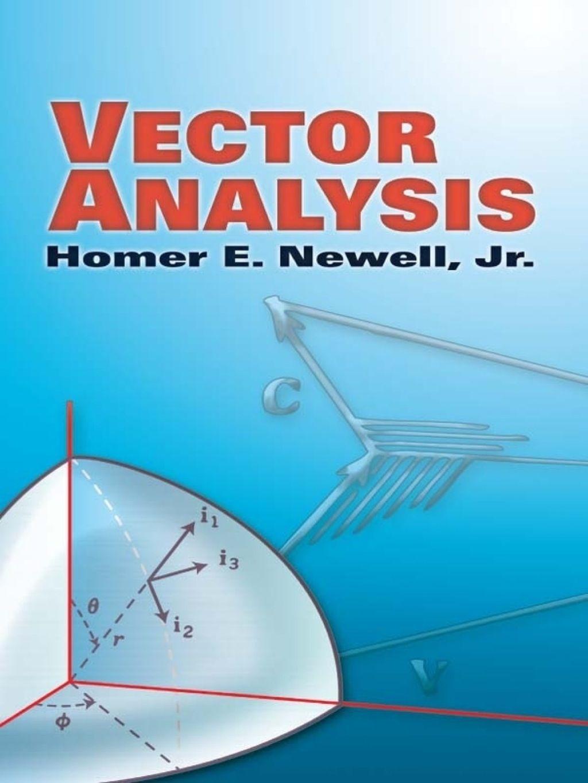 Vector Analysis Ebook Mathematical Analysis Advanced
