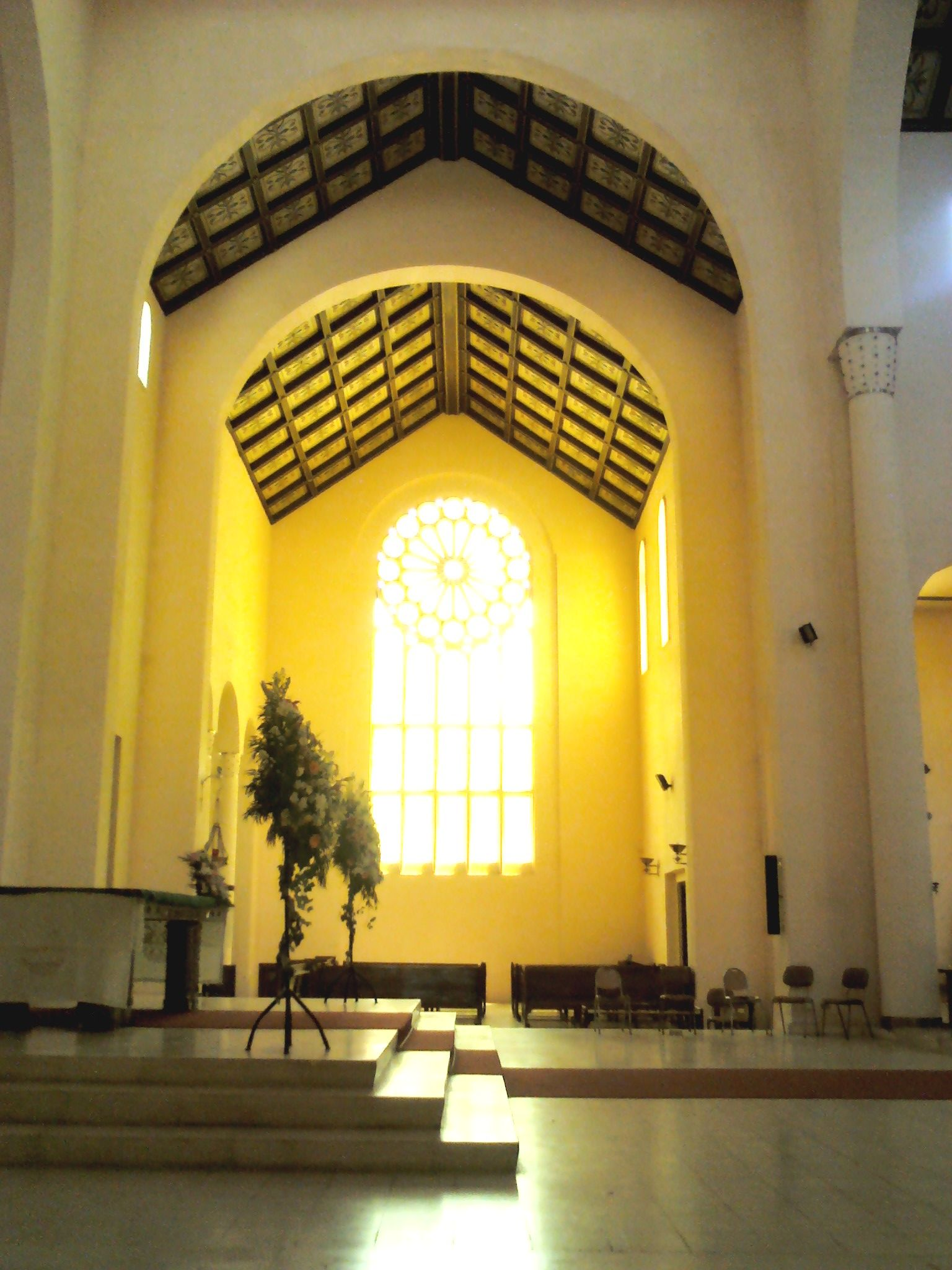 Interior Catedral