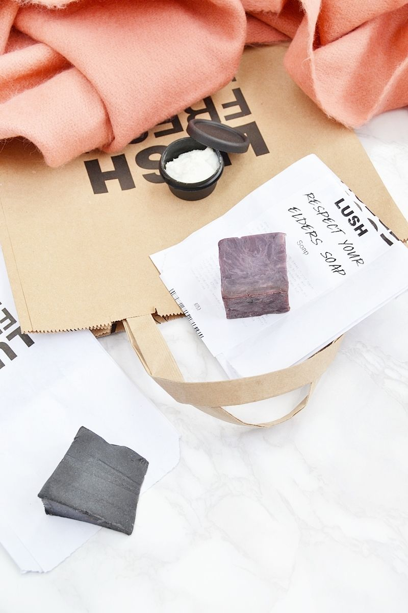 the art of asking for free beauty samples lush free beauty