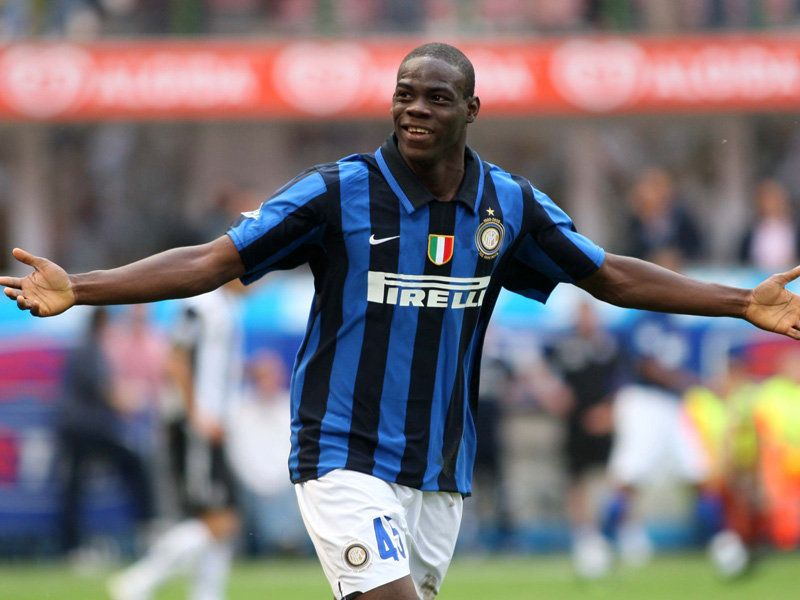 separation shoes 695e4 57ec1 Image result for mario balotelli inter pinterest ...