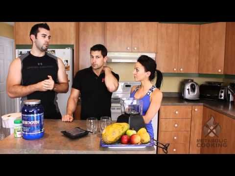 The Thermoccino - Fat Loss Smoothie... Mmm Mmm Good