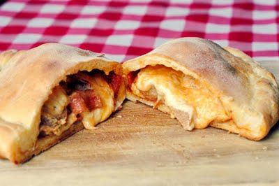 Moose Sausage Calzones - Rock Recipes -The Best Food & Photos from my St. John's, Newfoundland Kitchen.