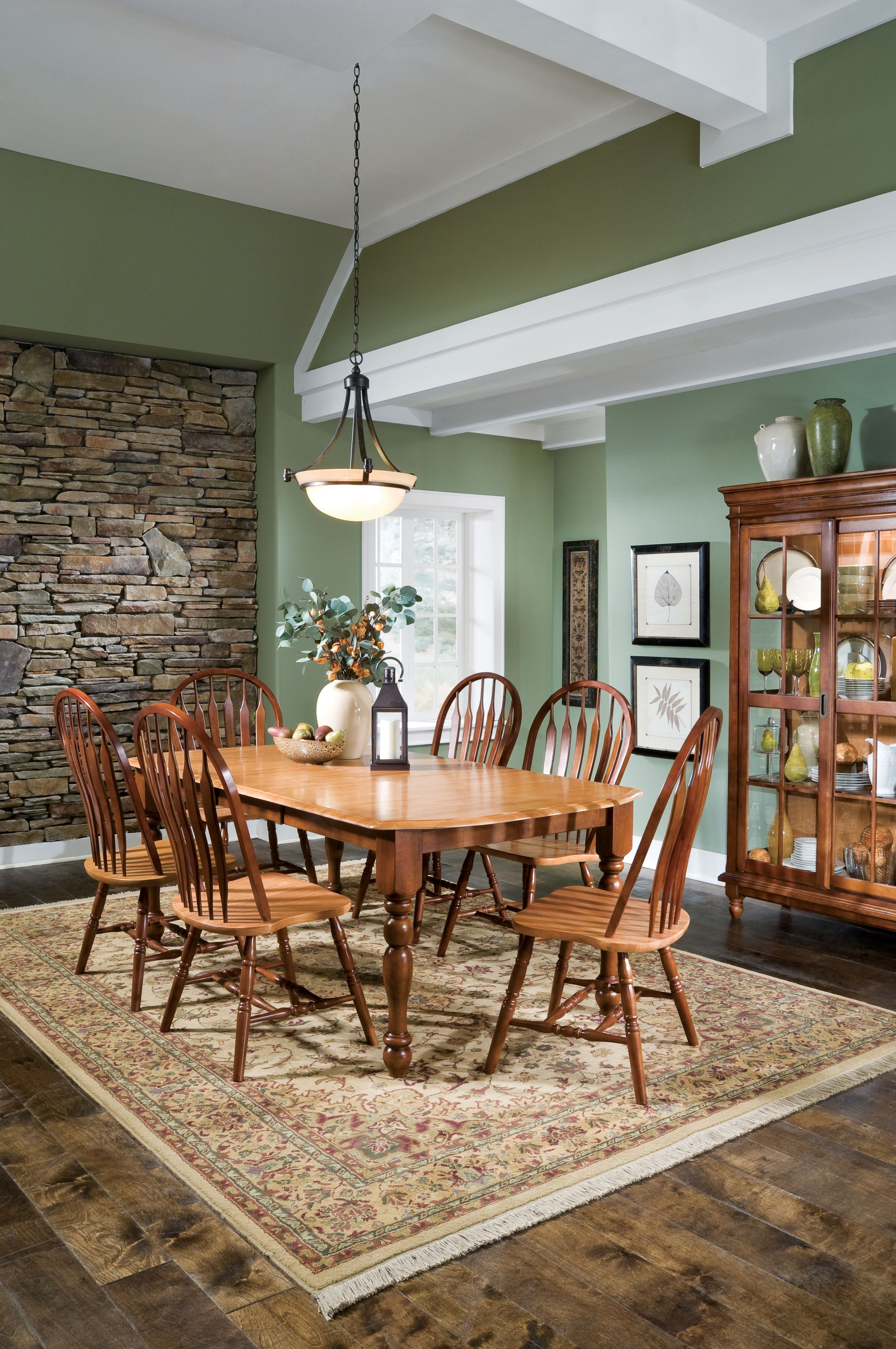 John Thomas Dining Furniture, Madison Park Collection Available Through  Wood Crafted Furniture Anchorage. Alaska