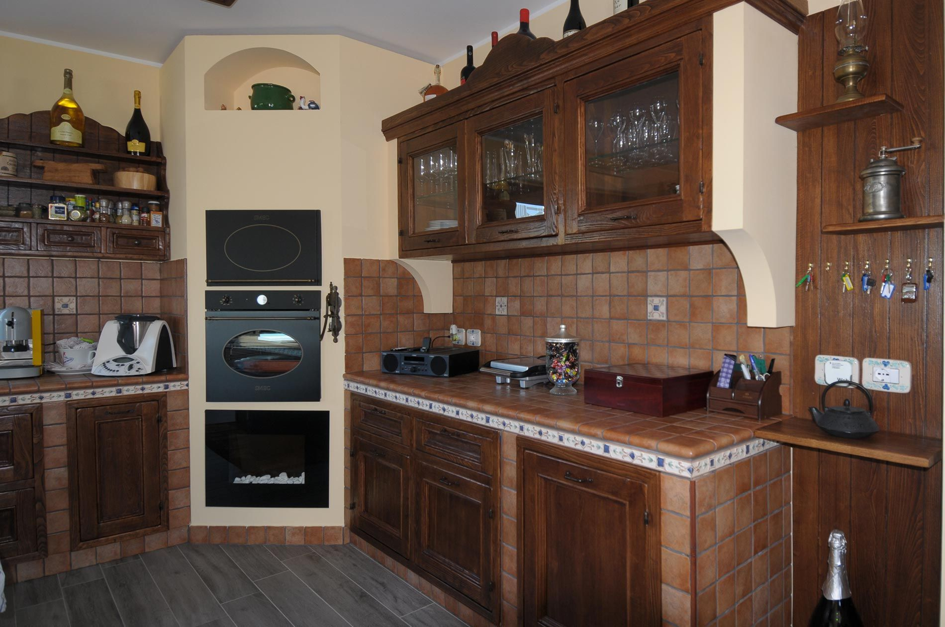 Come Montare Una Cucina Componibile. Perfect With Come ...
