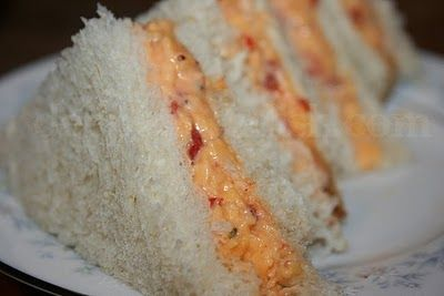 Roasted Red Pepper Pimento Cheese
