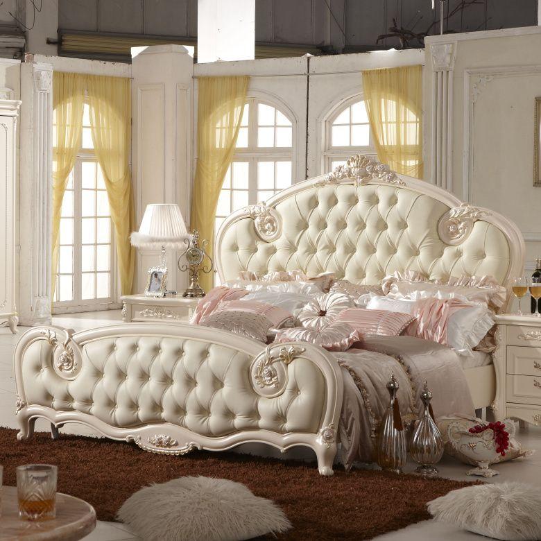 Épinglé par Jade Morrow sur Gorgeous Large Beds   Pinterest   Chambres