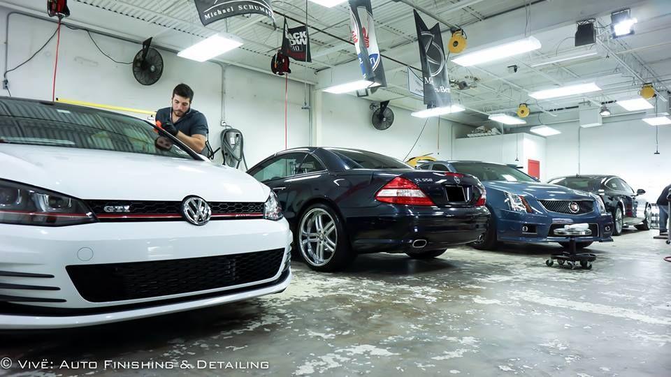 Car_detailing_studio in Houston, Texas Vive Car