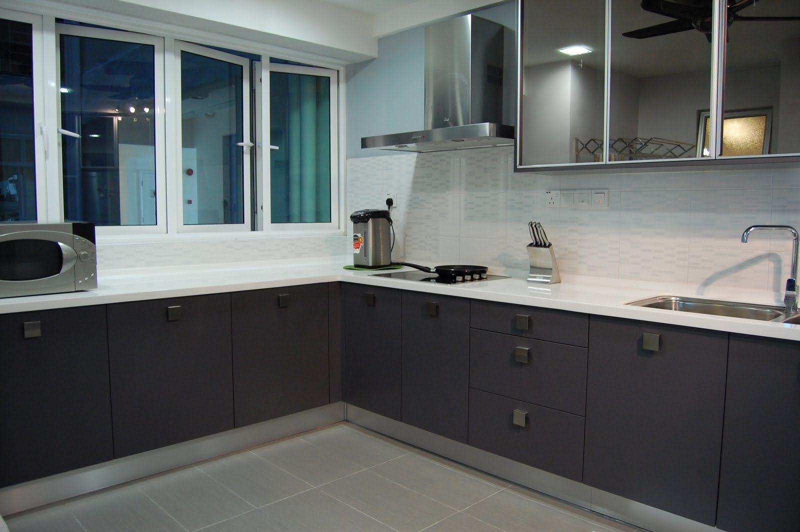 Sample House Interior Design Malaysia  Cozinha Provenc Impressive Wet Kitchen Design Decorating Design