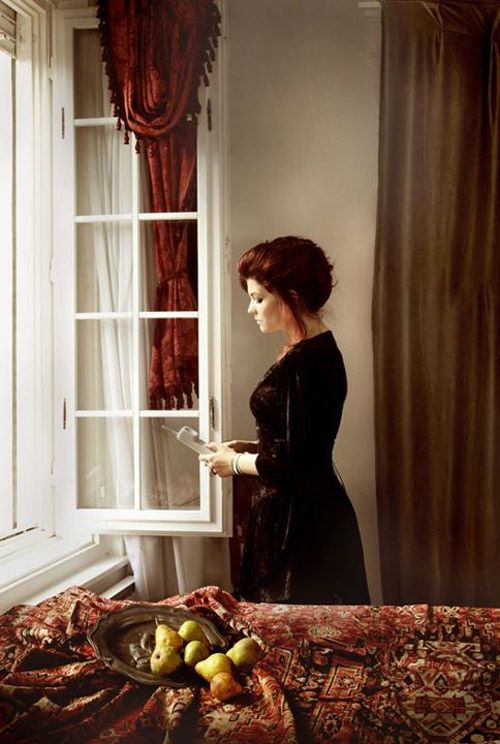 girl reading a letter at an open window remake submissions reading open window and a letter 21954 | d24e1dd124db2c9fb687fa67ff950035