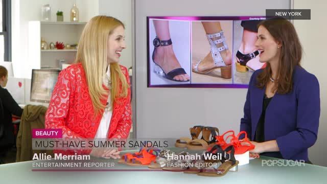 VIDEO: The 5 Sandals You Need This Summer - http://articlebrand.com/womens-interest/womens-fashion-women-only/video-the-5-sandals-you-need-this-summer/