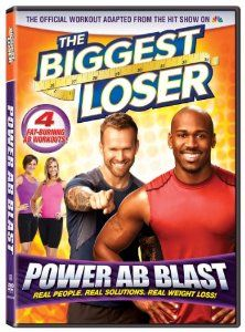 Biggest Loser: Power Ab Blast (2012) ~~ #Biggestloser #sport ~~