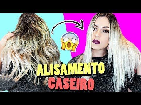 Progressiva Caseira Sem Formol Amanda Domenico Youtube Truque