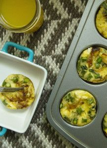 This delicious breakfast recipe comes straight from my new book, The Gluten-Free Revolution! I love preparing these quiche cups on the weekend to have on hand for a quick breakfast option throughout the week. Can't deal with dairy? Try subbing the goat cheese for an extra helping of veggies, like...