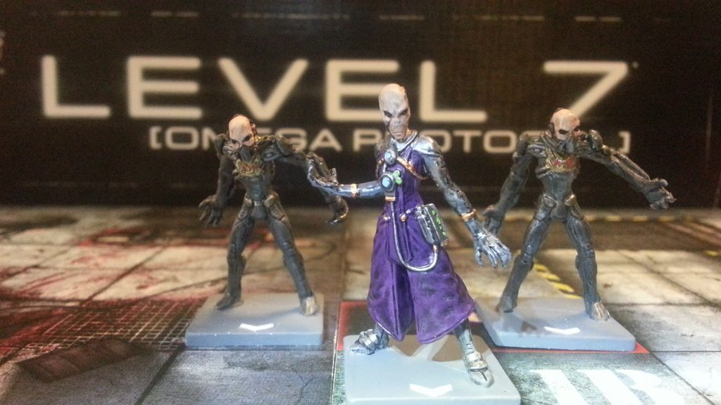 Level 7 [Omega Protocol] | Image | BoardGameGeek