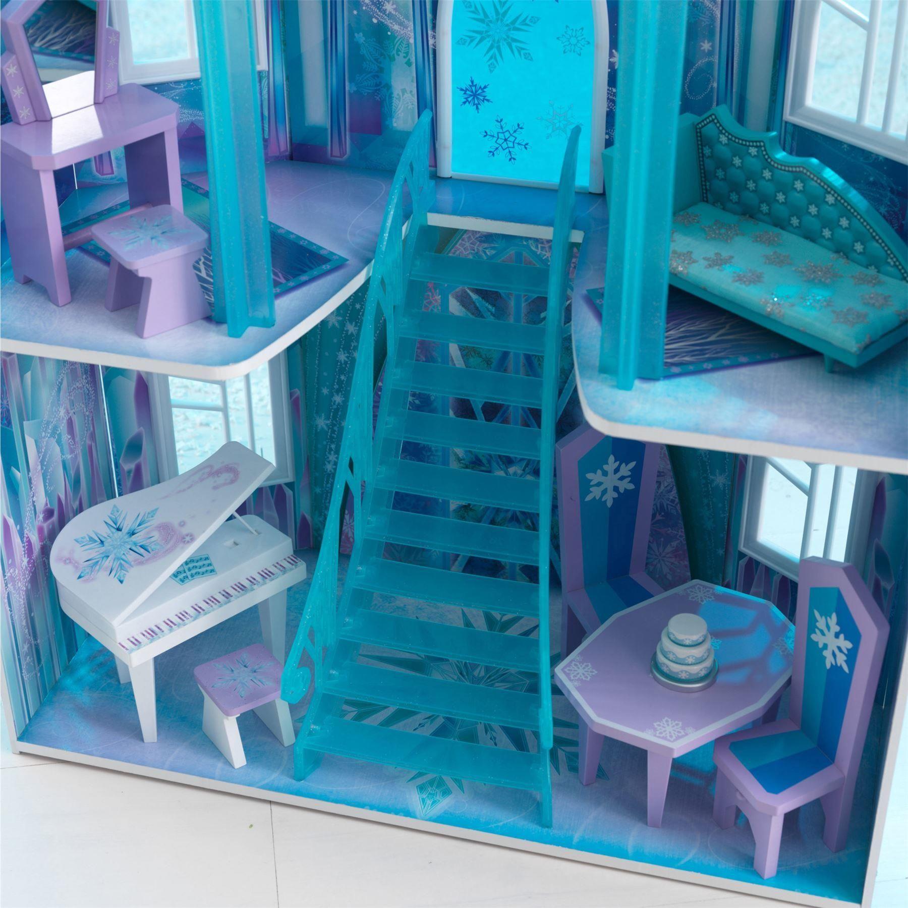 Kidkraft Disney Frozen Ice Castle Dollhouse In 2020