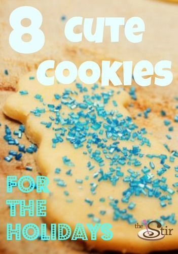 So many different recipes for Christmas cookies in here. Yummmm http://thestir.cafemom.com/food_party/164757/8_holiday_cookie_recipes_almost?utm_medium=sm&utm_source=pinterest&utm_content=thestir