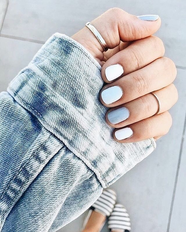 49 Classy And Stylish Short Nail Art Designs Short Nail Designs Short Nail Designs 2019 Nail Designs For Short Nails 2019 Na Pastel Nails Cute Nails Nails