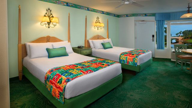 Caribbean Beach Preferred Room With