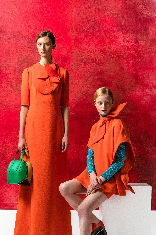 Delpozo Pre-Fall 2016 Fashion Show