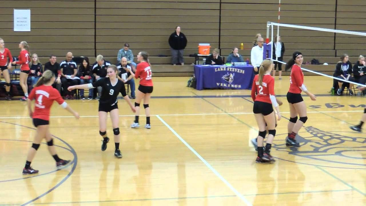 Snohomish Panthers Volleyball Win Their Place At State 13 Volleyball Panthers Writing Majors