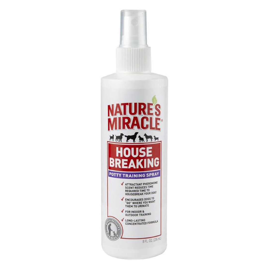 Nature S Miracle House Breaking Potty Training Spray 8oz