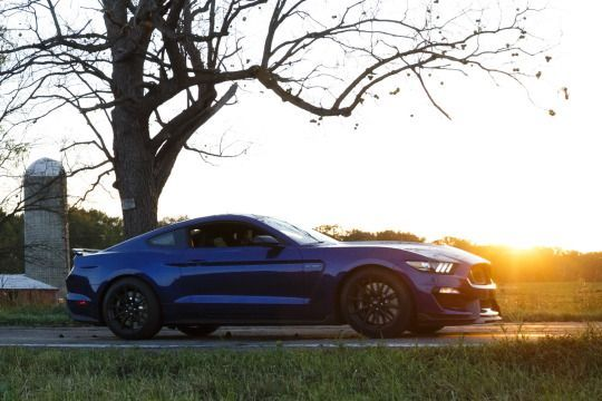 2016 Yahoo Autos Epic Ride Of The Year Ford Mustang Shelby Gt350
