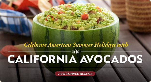 <p>With their flavor, texture, and nutritional value, California Avocados might be nature's highest achievement. </p>