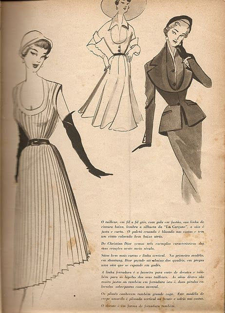 Dior 1950 patterns | The Iconic | Pinterest